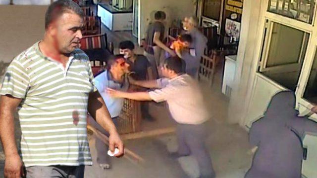 Fırıncı ile borcunu istediği müşterisinin odunlu kavgasında 8 kişi yaralandı