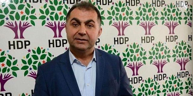 Görevden uzaklaştırılan HDP'li Batman Belediye Başkanı Mehmet Demir, gözaltına alındı