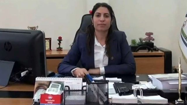 HDP'li Doğubayazıt Belediye Başkanı Yıldız Acar, koronavirüse yakalandı