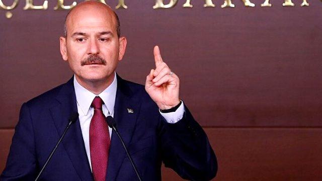İçişleri Bakanı Soylu'dan Tarikatlar devlete sızdı iddiasına sert yanıt: Provokasyon