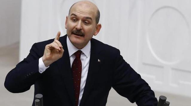 İçişleri Bakanı Süleyman Soylu'dan Twitter'a tepki: Ülkelerin kimyasını bozmaya çalışıyorlar