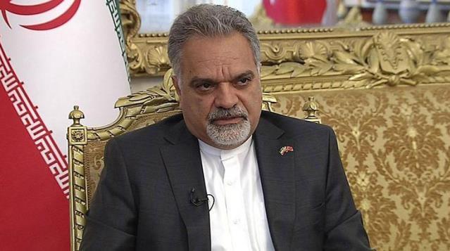 İran'ın Ankara Büyükelçisi'ne Cumhurbaşkanı Erdoğan'a yönelik asılsız iddialar için tepki