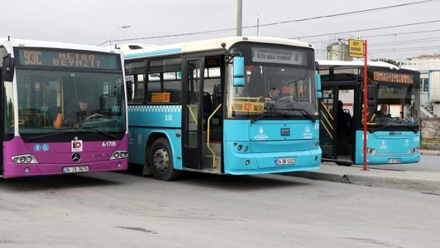 İstanbul'da tüm toplu taşıma otobüsleri İETT'ye bağlandı! Özel halk otobüsleri tarih oldu