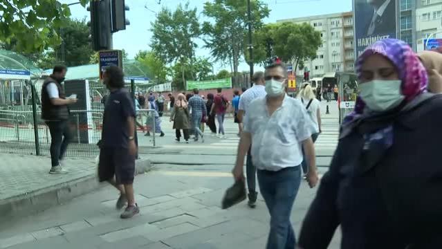 İstanbul genelinde hissedilen bir deprem meydana geldi - Cevizlibağ