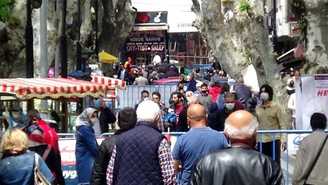 İstanbul İl Sağlık Müdürü Kemal Memişoğlu: Kentte en yüksek vaka sayısı nisanda görüldü, bugünün 4-5 katı yüksekti