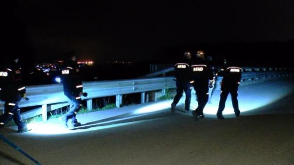 Sancaktepe'de dün kaybolan kişiyi arama çalışmalarına sabaha kadar ara verildi