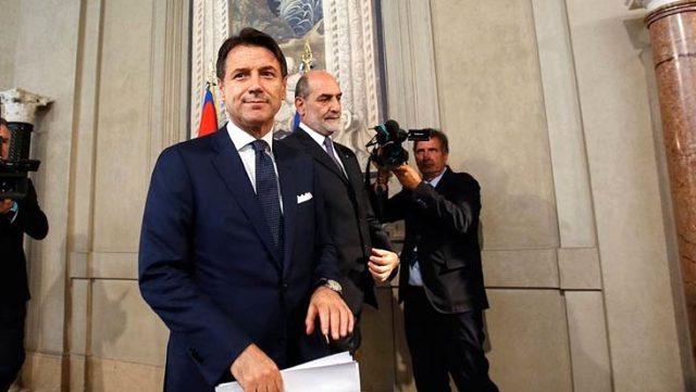 İtalya Başbakanı Conte, Doğu Akdeniz gerginliğinde safını belli etti: Yunanistan ve Rum Kesimi ile dayanışma içindeyiz