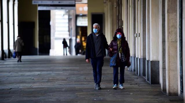 İtalya'da veri hatası nedeniyle bir hafta sokağa çıkma kısıtlaması uygulandı
