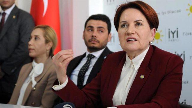 İYİ Parti'den anket açıklaması: Kamuoyu yoklamalarında üçüncü partiyiz