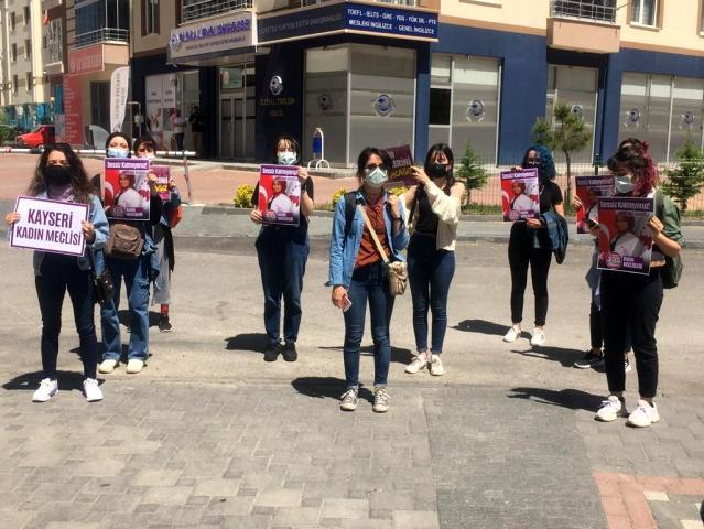 Kadın Cinayetlerini Durduracağız Platformu: Bu ülkede kadınlar reddettikleri kadınlar tarafından öldürülüyor