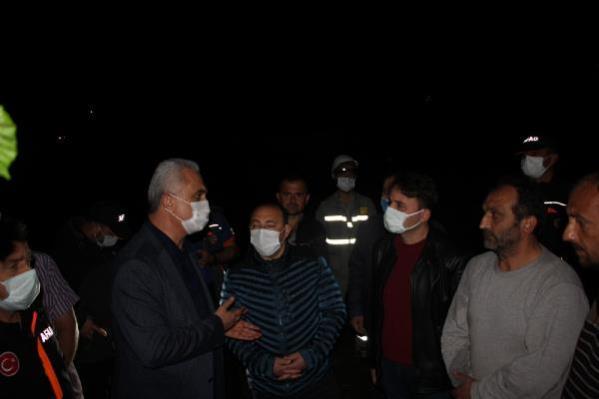 Kastamonu'da, 6 kardeşe ait 6 evde yangın (3)