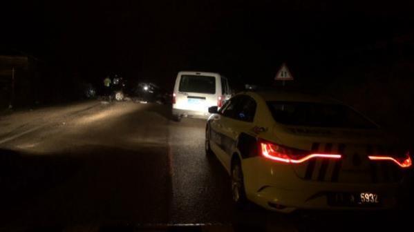 Kırıkkale'de otomobil takla attı 2 yaralı