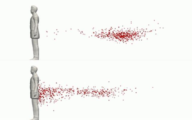 Koronavirüsün kapalı ve dar alanda daha hızlı yayıldığı tespit edildi