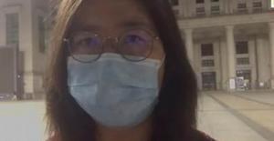 Çin'de Koronavirüs Haberi Yapan Gazeteciye Hapis Cezası