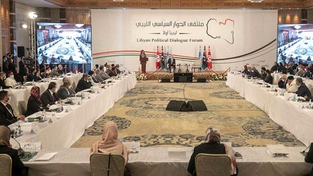 Libya'da 18 ay içinde seçim yapılması konusunda anlaşıldı