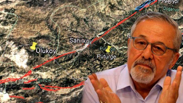 Malatya'da meydana gelen depremler sonrası Prof. Dr. Naci Görür'den önemli uyarı: Çelikhan-Erkenek arası riskli hale geldi