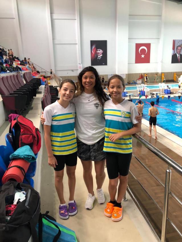 Manisalı yüzücüler, Türkiye Şampiyonasına katılacak