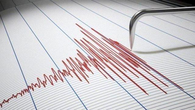 Marmara'da 3.6 büyüklüğünde bir deprem daha oldu