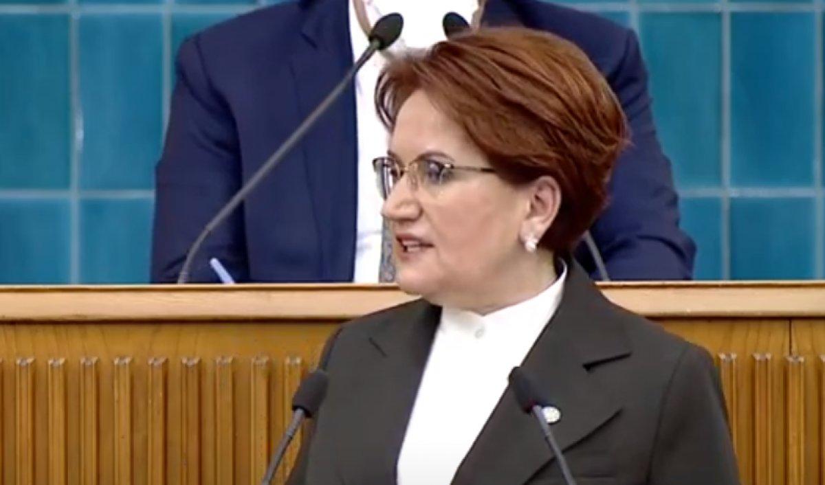 Meral Akşener: Türk gemisine hukuk dışı baskını, basit bir işmiş gibi geçiştiremeyiz #1
