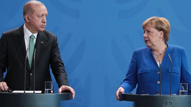 Merkel'den Erdoğan görüşmesi sonrası açıklama: Doğu Akdeniz'deki gelişmeler memnuniyet verici