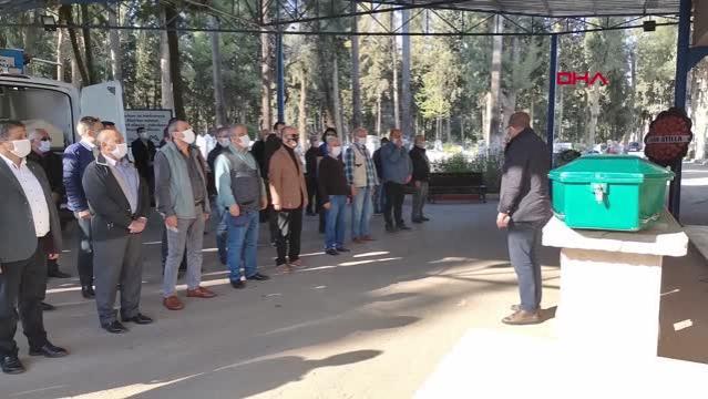 MERSİN Hürriyet Gazetesi'nin emektar muhabiri Müfit Bekiroğlu, son yolculuğuna uğurlandı