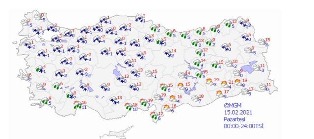 Meteorolojiden İstanbul için yeni uyarı! Kar yağışı 2 gün daha sürecek