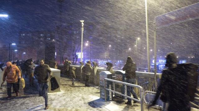 Meteoroloji'den İstanbul için yeni uyarı! Kar yağışı 2 gün daha sürecek