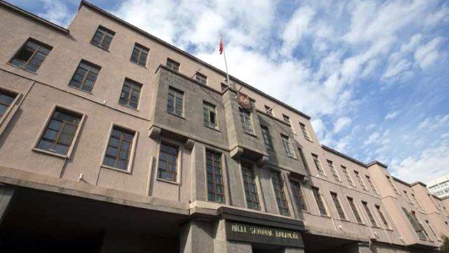 Milli Savunma Bakanlığı: Koronavirüs tedavisi görenmesai arkadaşımızkurtarılamadı