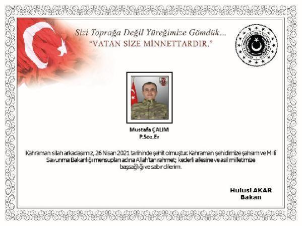 Osmaniye'ye şehit ateşi düştü(2)