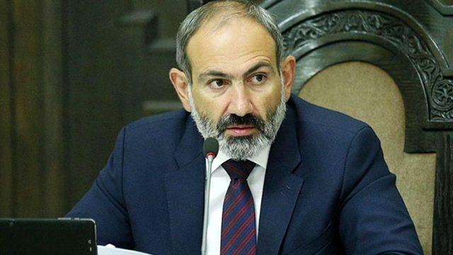 Paşinyan imzayı attı! İşgalci Ermenistan, Dağlık Karabağ'da teslim oldu