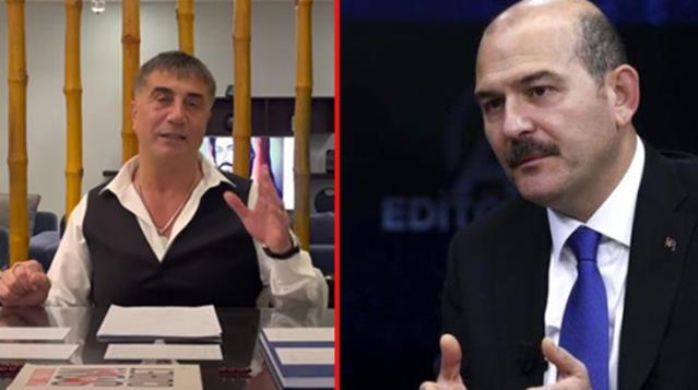 Peker, Eski sağ kolum dediği Erdal Aras ve Süleyman Soylu'nun fotoğrafını paylaştı