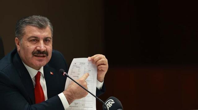 Sağlık Bakanı Koca, acil kullanım onayıyla ilgili asılsız iddialara yanıt verdi: Ruhsat anlamına gelmez