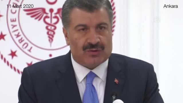Sağlık Bakanı Koca: Bu illetten hep birlikte kurtulacağız