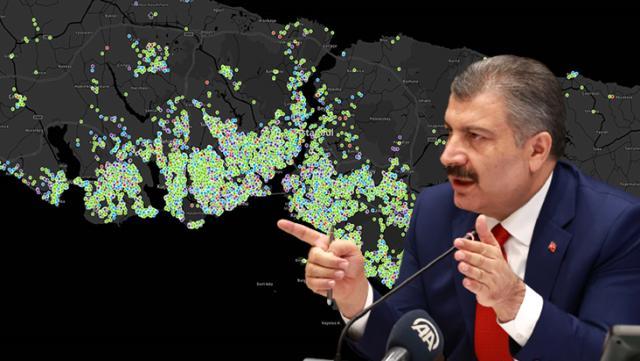 Sağlık Bakanı Koca'dan İstanbul uyarısı: Risk devam ediyor