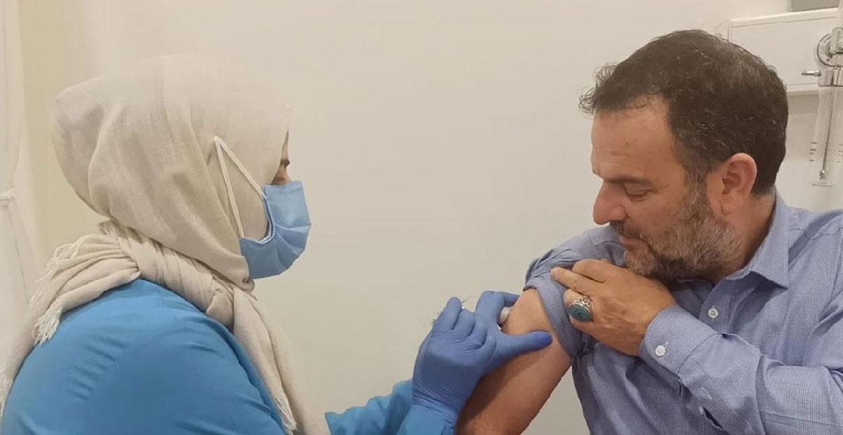 Kovid-19 Aşısı Olan Kemal Öztürk Koronavirüse Yakalandı