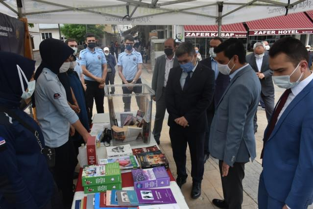 Samsun, Tokat, Kastamonu ve Sinop'ta ceza infaz kurumları kütüphanelerine destek için kampanya başlatıldı