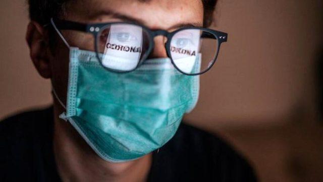 Şaşırtan araştırma! Gözlük takanlara 5 kat daha az koronavirüs teşhisi konuluyor
