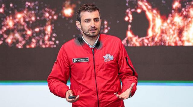Selçuk Bayraktar, Türkiye'nin uzay yolculuğundaki 10 hedefini değerlendirdi: Dönüm noktası
