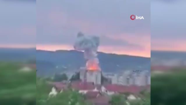 Sırbistan'daki mühimmat fabrikasında bir ayda ikinci patlama: 3 yaralı