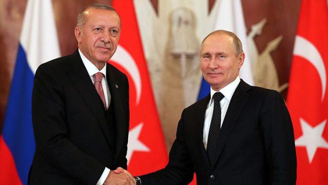 Son Dakika: Cumhurbaşkanı Erdoğan, Putin ile telefonda Azerbaycan-Ermenistan gerilimini konuştu