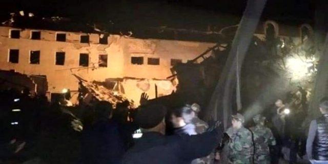 Son dakika! Ermenistan, Azerbaycan'ın Gence kentini füzelerle vurdu! Enkaz altında kalanlar var