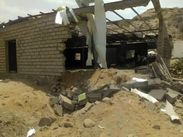 Son dakika haber... Yemen'de hükümet güçlerinin kampına hava saldırısı: 7 ölü, 20 yaralı