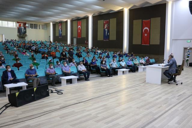 Son dakika haberi! Beyşehir'de Organize Sanayi Bölgesi'nde istihdam yükseldi