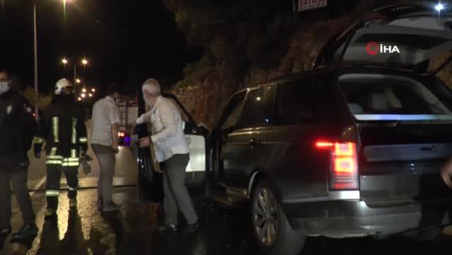 Son dakika haberi... Eski Milletvekili Süleyman Bölünmez'in cipi küle döndü