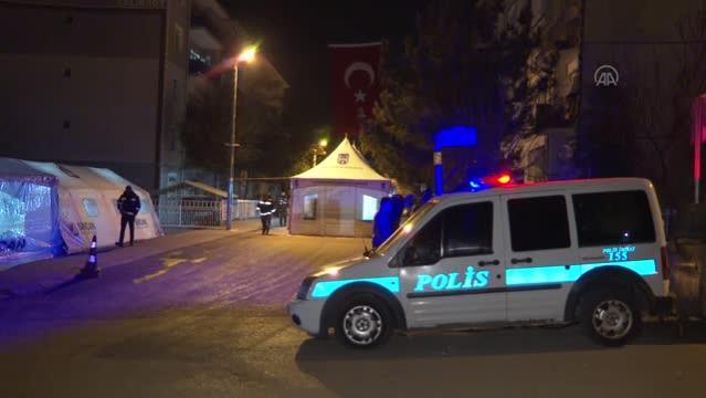 Son dakika haberi... Tatvan'daki helikopter kazasında şehit düşen Kara Pilot Yüzbaşı Gökhan Uysal'ın Ankara'daki ailesine acı haber ulaştı