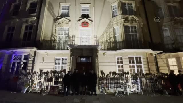 Son dakika haberi   Ülkesindeki askeri darbeyi desteklemeyen Myanmar'ın Londra Büyükelçisi, elçilik binasına alınmadı