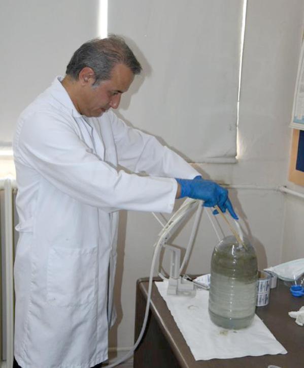 Son Dakika | Prof. Dr. Tecer: Müsilajı parçalayıp, deniz suyuna oksijen kazandırdık