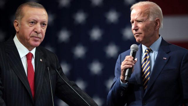 Son Dakika: Türk siyasetini dizayn edeceğini söyleyen Joe Biden'in sözlerine Türkiye'den tepki yağıyor
