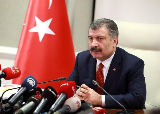 Son Dakika: Türkiye'de 3 Ağustos günü koronavirüs kaynaklı 19 can kaybı, 995 yeni vaka tespit edildi