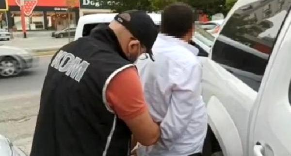 Sosyal medyada 'mafya hizmeti' reklamı yapan kişi tutuklandı